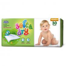 Детские пеленки Helen Harper Soft&Dry 60*60 30шт ( ID 11062439 )