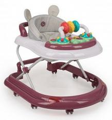Ходунки Happy Baby Smiley V2, цвет: bordo ( ID 10074159 )