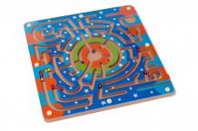 Купить деревянная игрушка bradex лабиринт магнитный звёздный путь de 0323