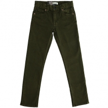 Купить джинсы узкие детские quiksilver distorscolorsyt pant rifle green зеленый