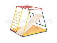 Купить ранний старт детский спортивный комплекс стандарт полная комплектация 0101031