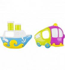 Набор погремушек Жирафики Кораблик и грузовичок ( ID 2490962 )
