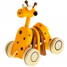Купить каталка-игрушка mertens жираф 90987 90987