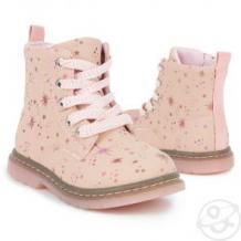 Купить ботинки kidix, цвет: бежевый ( id 11773444 )