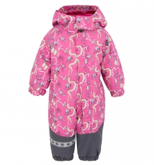 Купить комбинезон lappi kids aapa, цвет: розовый ( id 6457765 )