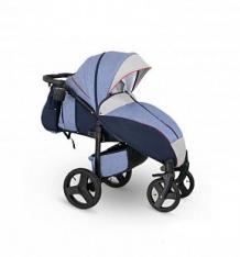Купить прогулочная коляска camarelo elf, цвет: синий джинс/серый ( id 10053504 )