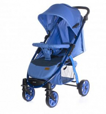 Купить прогулочная коляска everflo rover e-470, цвет: blue ( id 9747621 )