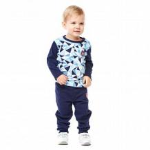 Купить джемпер джемпер 2 шт lucky child северный ветер, цвет: голубой ( id 12363982 )