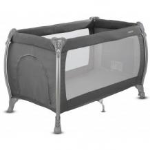 Купить манеж-кровать inglesina lodge grey, цвет: серый inglesina 996966513