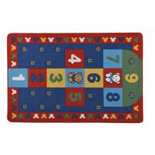Купить confetti kids коврик rugs seksek 3 мм 100х150 см conf.01.04.100*150-04re