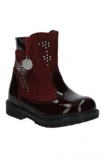 Купить ботинки el tempo qpl_1705-11_bordo l