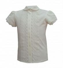 Купить блузка белый слон, цвет: молочный ( id 12774538 )