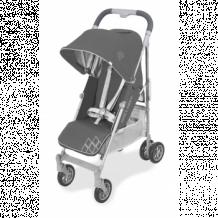 Купить прогулочная коляска maclaren techno arc charcoal silver, серый maclaren 997044067