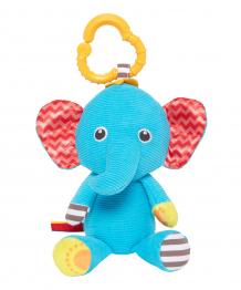"""Купить игрушка мягкая """"слоненок"""", синий mothercare 9454918"""