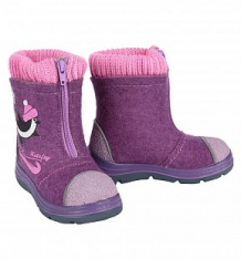 Валенки Котофей, цвет: фиолетовый ( ID 7772371 )