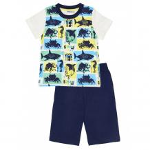 Купить winkiki пижама для мальчика (футболка, шорты) wkb91169 wkb91169