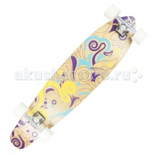 Купить maxcity скейтборд mc long board 38' figure скейтборд mc long board 38' figure