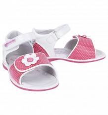 Купить сандалии indigo kids, цвет: коралловый ( id 2746031 )