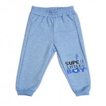 Купить брюки babyglory супергерои, цвет: голубой ( id 11458180 )