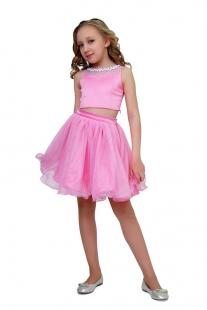 Купить комплект: топ и юбка ladetto ( размер: 152 38 ), 10326507