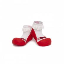 Купить attipas ботинки ballet ab01-red