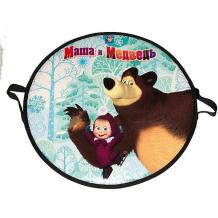 """Купить ледянка 1toy """"маша и медведь"""", круглая, 52 см ( id 7241956 )"""