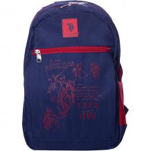 Купить рюкзак u.s. polo assn, тёмно-синий ( id 12245214 )