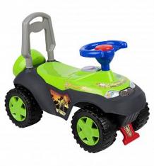 Купить каталка детская jetem tolocar, цвет: зеленый ( id 112687 )