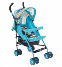 Купить коляска-трость glory 1105 l, цвет: голубой ( id 10267190 )