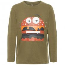 Купить футболка с длинным рукавом name it для мальчика 9645264