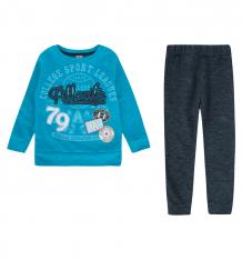 Купить комплект джемпер/брюки bidirik, цвет: бирюзовый 120