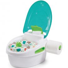 Купить горшок-подножка 3 в 1 summer infant, бирюзовый ( id 13460304 )