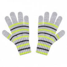 Купить перчатки crockid, цвет: серый/салатовый ( id 12689530 )