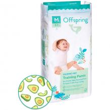 Купить трусики-подгузники offspring авокадо 6-11 кг, 42 шт ( id 17462125 )