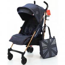 Купить коляска-трость maclaren quest denim style set wd1g633312