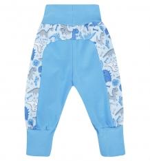 Купить брюки makoma dino blue, цвет: голубой ( id 6970855 )