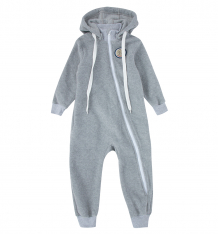 Купить комбинезон newborn, цвет: серый ( id 9909690 )