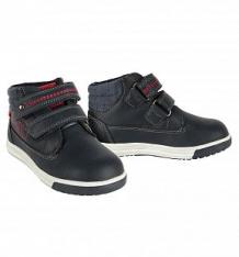 Купить ботинки twins, цвет: синий ( id 9391147 )