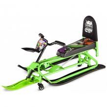 Купить снегокат-трансформер small rider snow comet 2, зелёный ( id 9578773 )