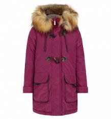 Купить куртка boom by orby, цвет: красный ( id 6201265 )