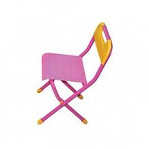 Стул детский складной Дэми №3, цвет:розовый ( ID 359520 )