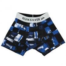 Трусы детские Quiksilver Boxer Poster Turkish Sea Resin Ch черный,белый,синий ( ID 1182450 )