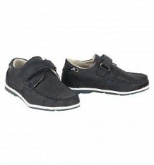 Купить туфли twins, цвет: синий ( id 9478632 )