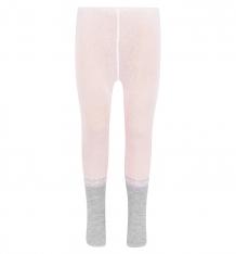 Купить колготки milusie бант, цвет: розовый/серый ( id 6741954 )
