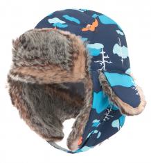 Купить шапка lappi kids, цвет: голубой/синий ( id 3348725 )