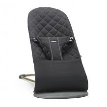 Купить кресло-шезлонг babybjorn bliss cotton черный ( id 7369987 )