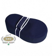 Комплект матрас-кокон Dolce Bambino COCON Plus (Синий) + Доп. наволочка ( ID 8557789 )