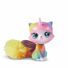 Купить радужно бабочково единорожная кошка фигурка с суперспособностью сила хвоста фелисити 40099