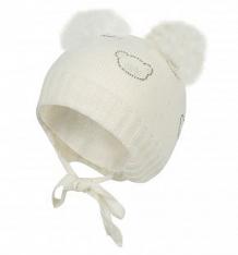 Купить шапка jamiks zosia iii, цвет: бежевый ( id 9804879 )