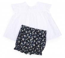 Купить happy baby комплект для девочек (блуза, шорты) 88023 88023